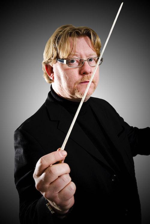 Jörgen Flink - dirigent & arrangör